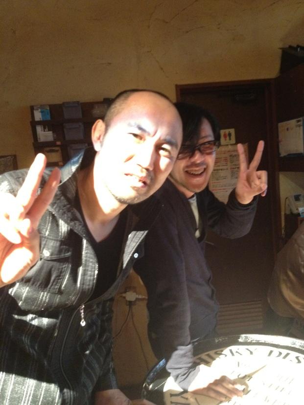 小野賢&加藤栄&タイ